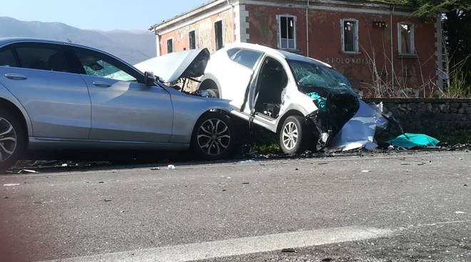 incidente statale 17