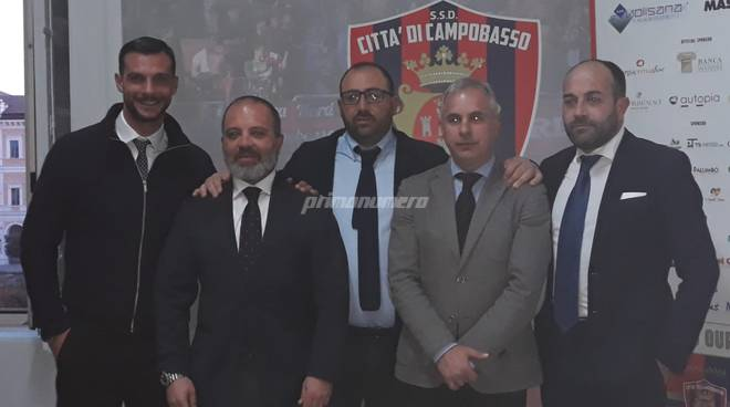 Campobasso calcio società