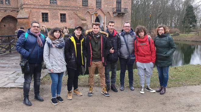 Studenti Santa Croce Erasmus