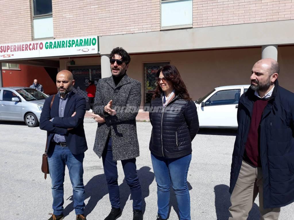M5S Campobasso Gravina Cretella Felice e Praitano