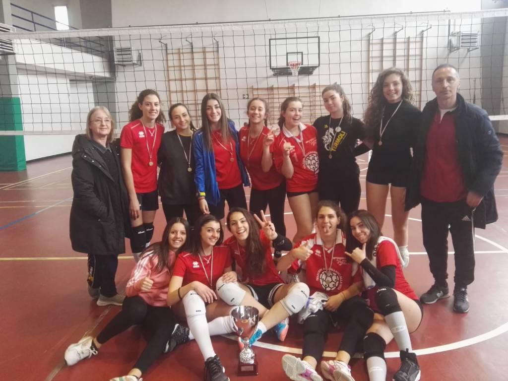 Squadra volley Alfano