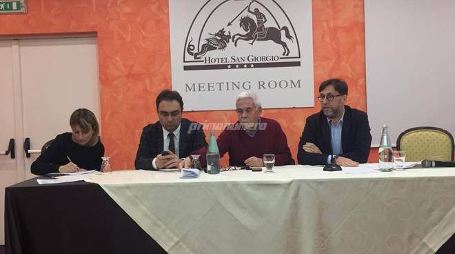 assemblea regionale Pd Facciolla D'Alete