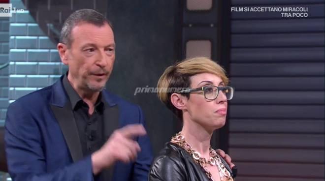 Paola Palombino soliti ignoti