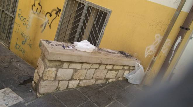 Post movida Via Ruffini