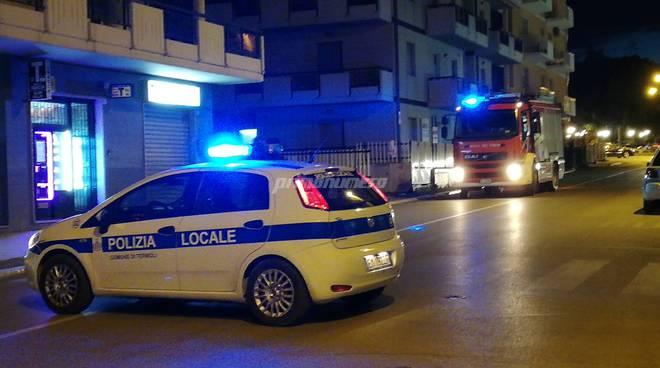 Vigili del Fuoco e Polizia Locale