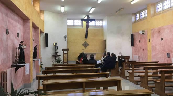cappella carcere Larino