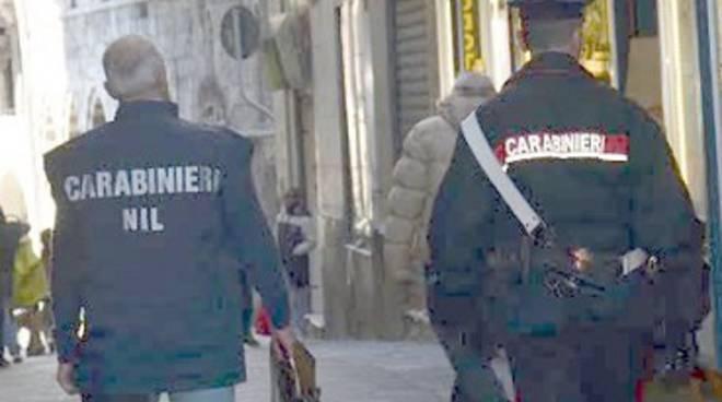 carabinieri e carabinieri forestali