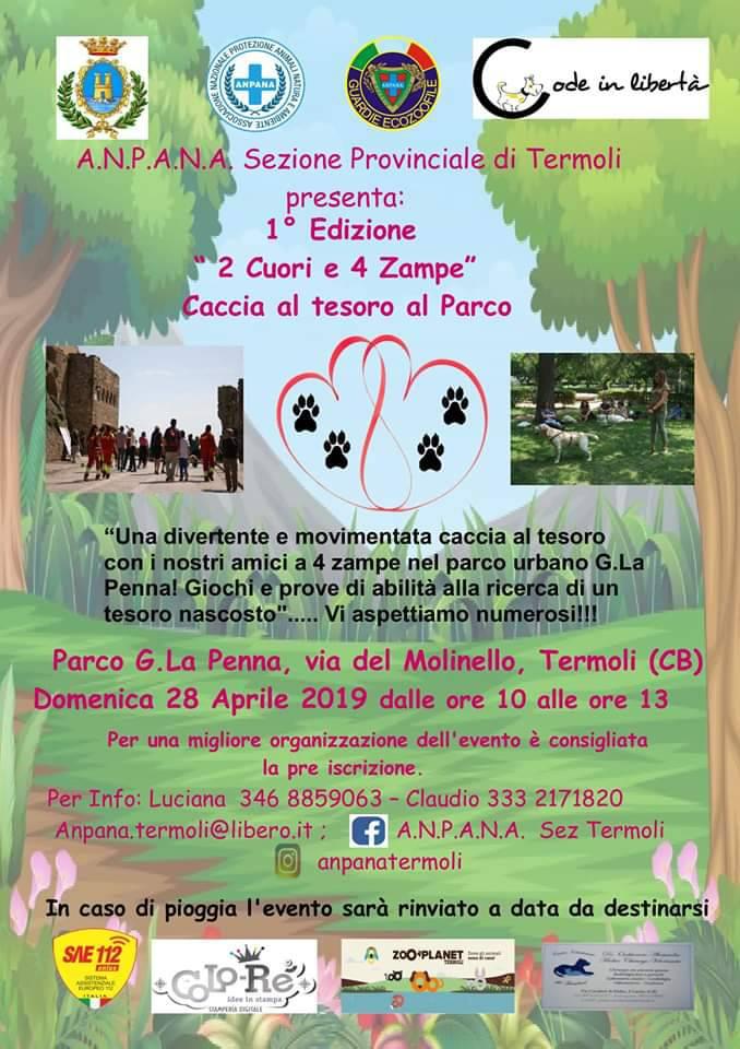 Evento parco Termoli