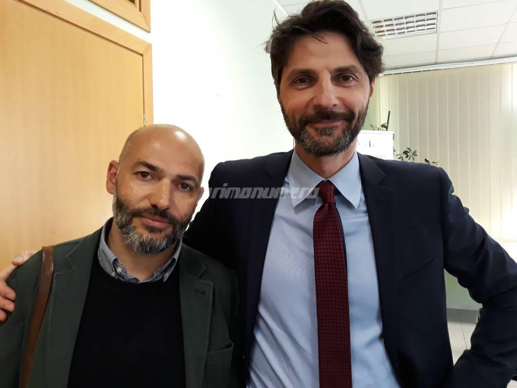 Simone Cretella Roberto Gravina M5S Campobasso
