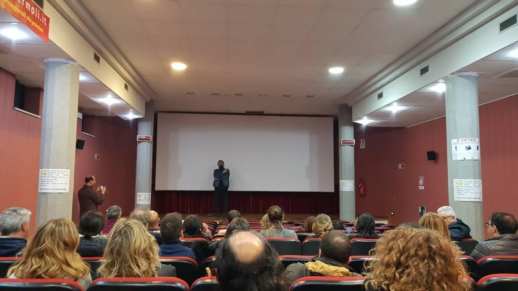 Cinema Oddo per Roma, Antonio Cappella