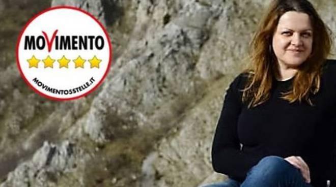Stefania Gentile M5S Europee 2019