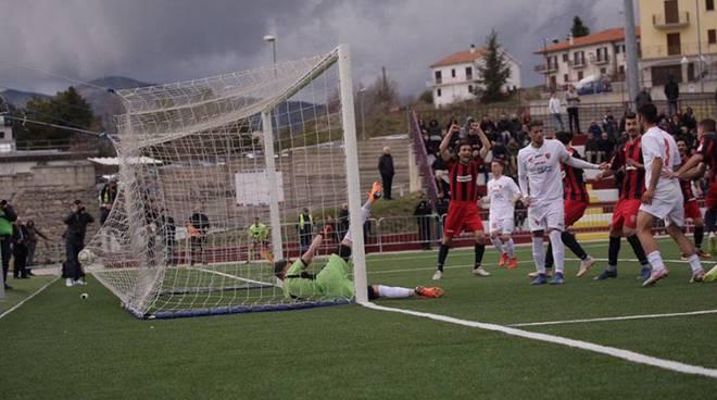 Agnone Campobasso calcio