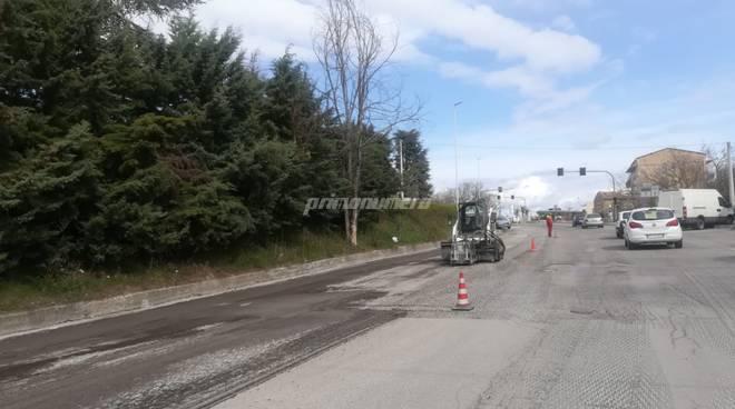 lavori asfalto Campobasso