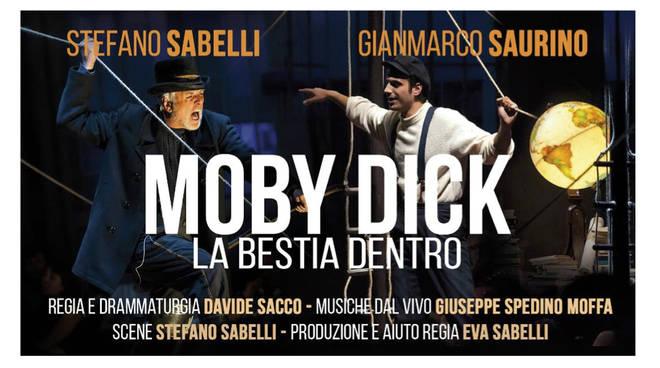 Moby Dick locandina