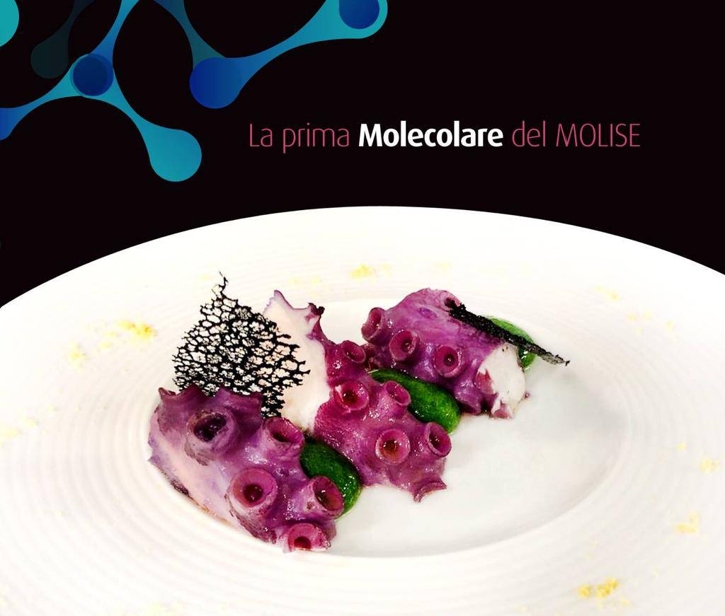 Emanuele Martelli chef Eden cucina molecolare