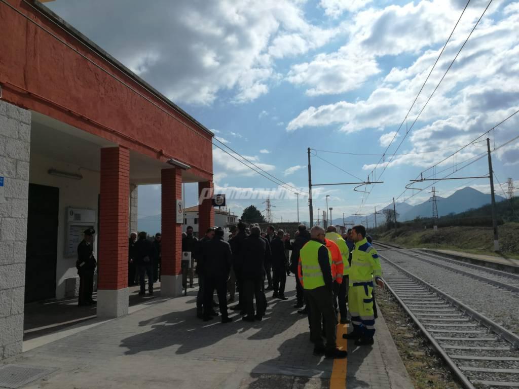 Ferroviaria elettrificazione treni Roccaravindola