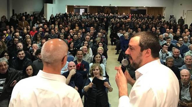Donato Toma e Matteo Salvini