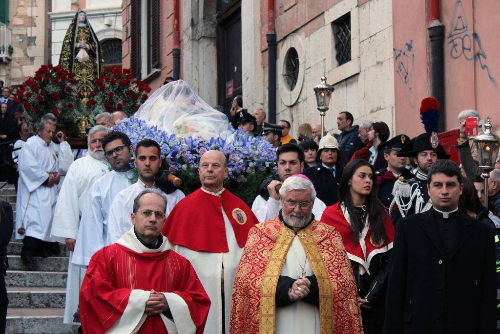 processione Venerdì Santo Campobasso