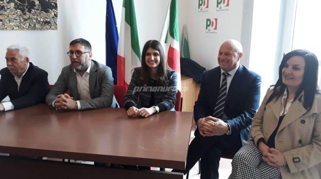 Pd Facciolla Fanelli Cerroni D'Alete Battista