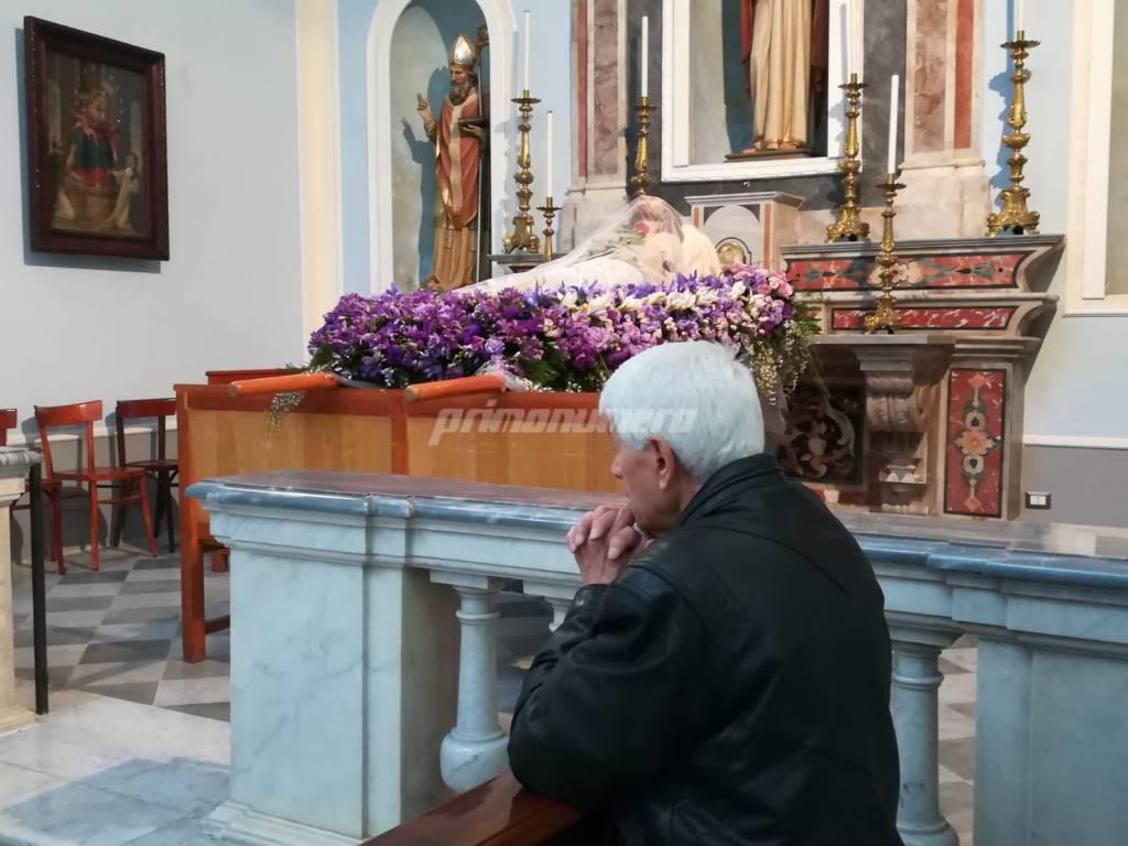 Cristo Morto Campobasso