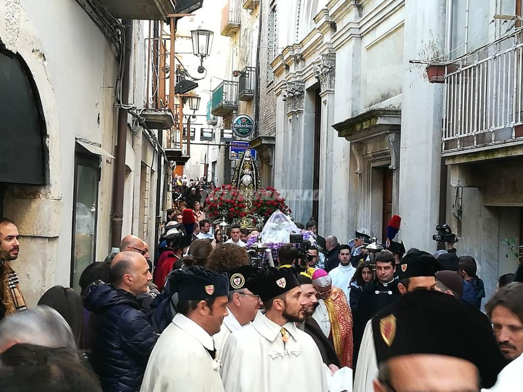 Venerdì santo processione 2019