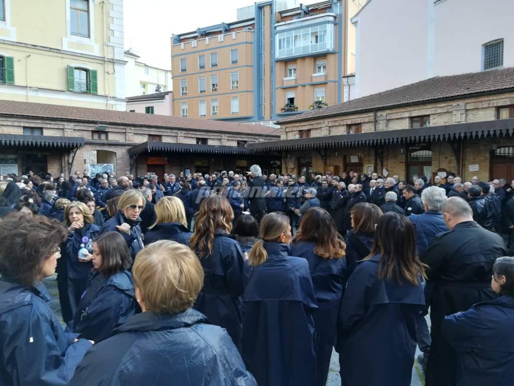prove coro Venerdì Santo Campobasso 2019
