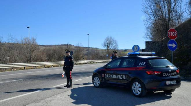 Carabinieri Campobasso su Ingotte Bifernina
