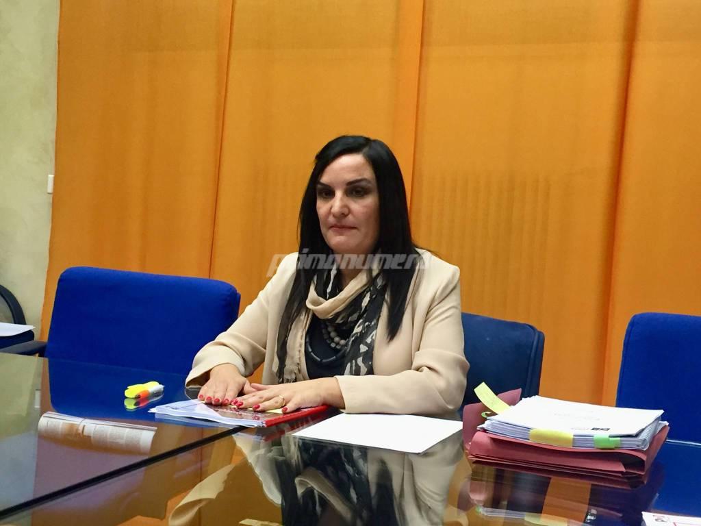 Micaela Fanelli Pd Consiglio regionale