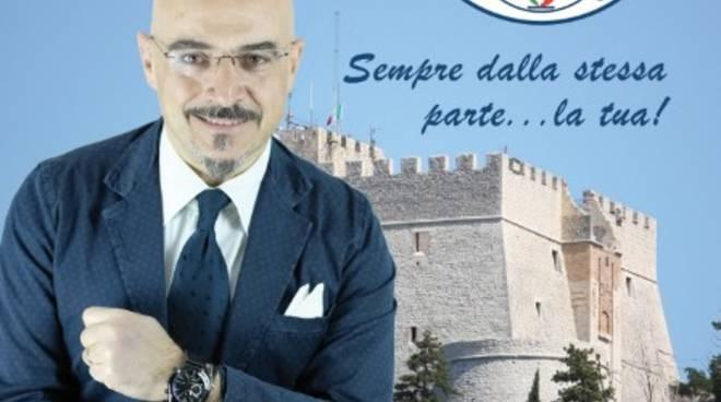 Pilone santino Campobasso elezioni