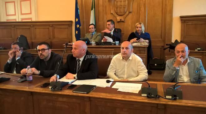 Battista Sabusco Colagiovanni Molinari De Bernardo Comune di Campobasso