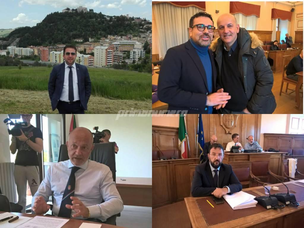 collage traditori Comune Campobasso