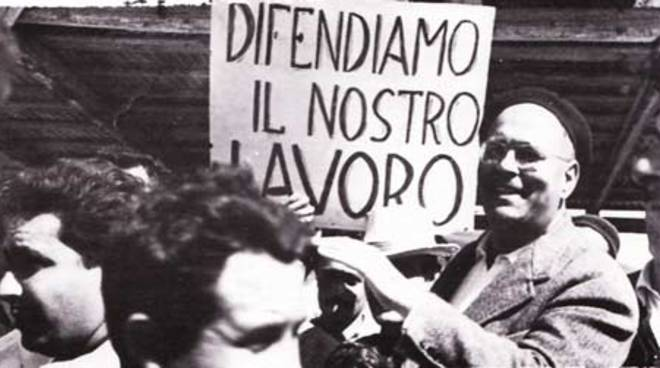 Danilo Dolci, attivista