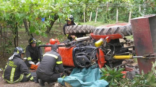 incidente agricolo