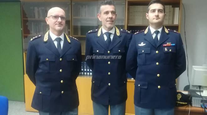 nuovi dirigenti polizia