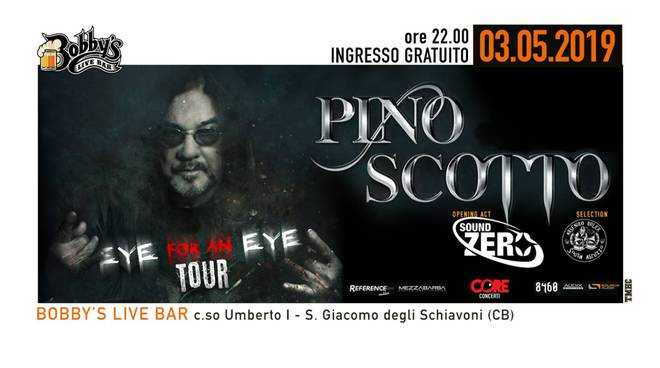 pino scotto in concerto
