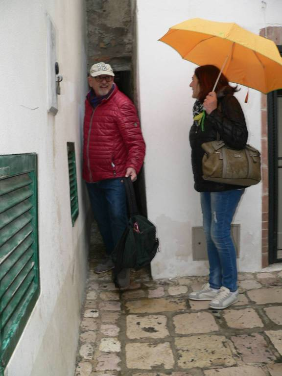 turisti a Termoli
