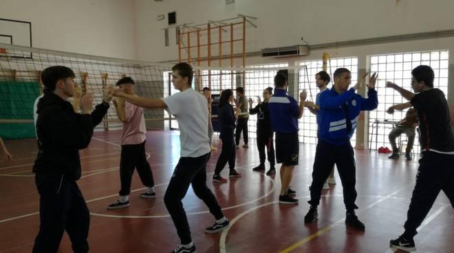 Wushu liceo sportivo