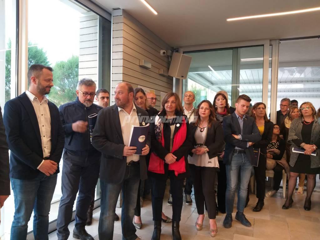 Candidati Comunali Termoli 5 stelle