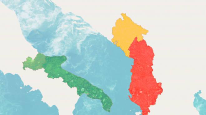 Interreg italia albania montenegro