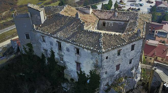castello d'Alessandro Pescolanciano