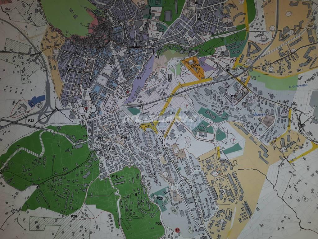 mappa antenne Campobasso