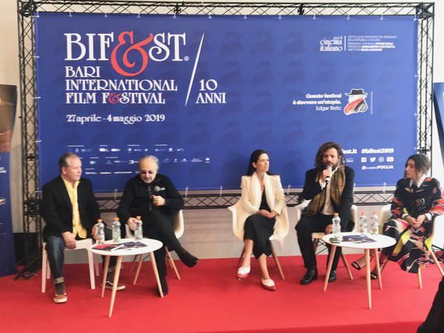 Film Lucania al Bari Film Festival
