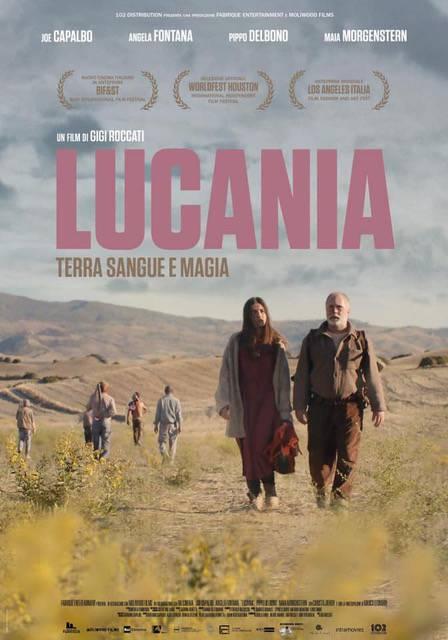 locandina film Lucania