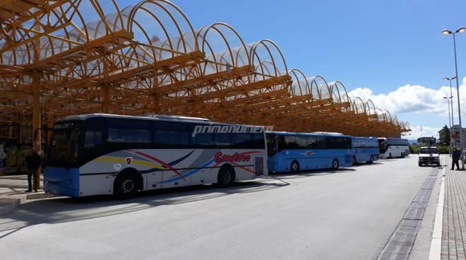 terminal Campobasso autobus
