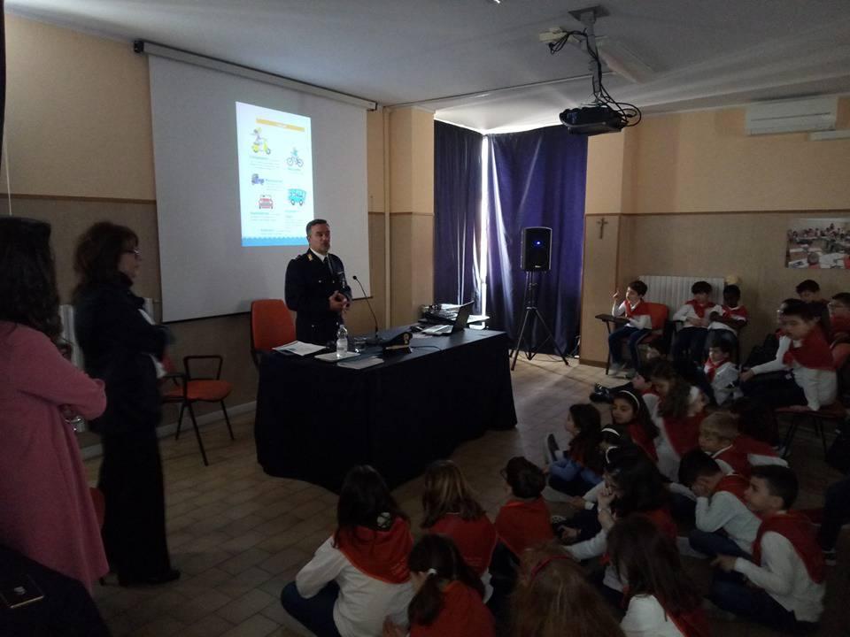 Educazione stradale Campolieti