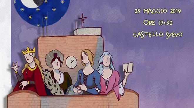 Donne d'inchiostro, di lacrime, di luna