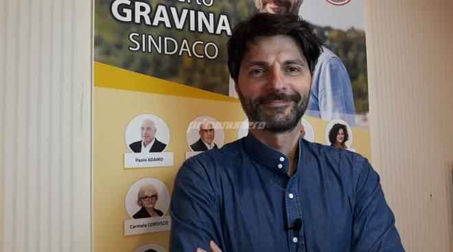 Roberto Gravina Campobasso M5S
