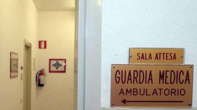 guardia medica ambulatorio sanità