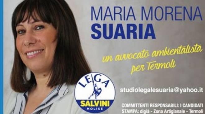 Maria Morena Suaria