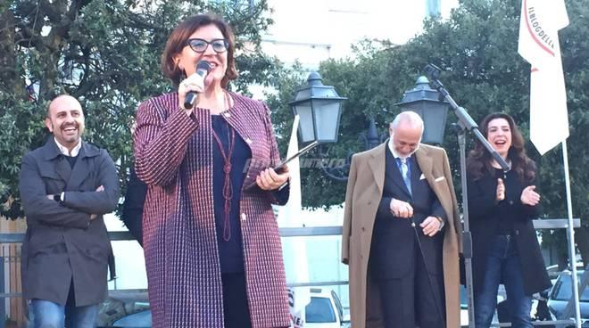 Movimento 5 Stelle ministro Trenta Campobasso